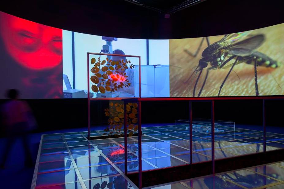 亞洲藝術雙年展將於新加坡展出(圖/國美館)