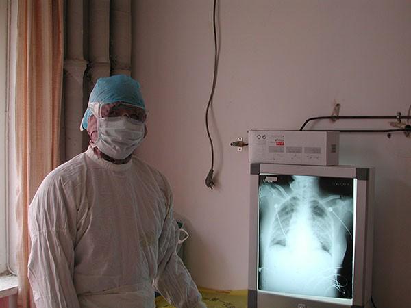 Wang Guangfa. (Peking University First Hospital photo)