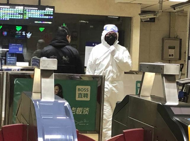 WHO held an emergency meeting to prevent the spread of the 2019 novel coronavirus.(AP Photo/Yanan Wang)