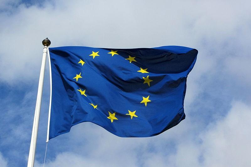 EU banner.