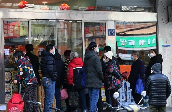 Taiwanese citizens to be placed underquarantine upon return from Wuhan.