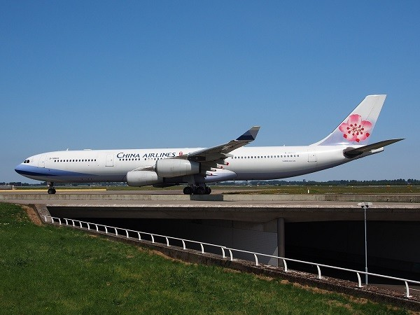 Only one China Airlines evacuation plane set to bring Taiwanese tourists home from Rome. (Pixabay Photo)