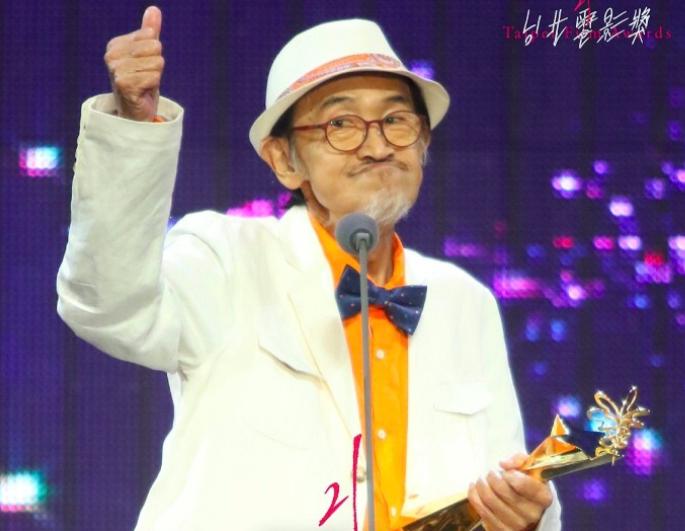 台灣影帝小戽斗已於2日過世,享壽73歲(圖/北影)