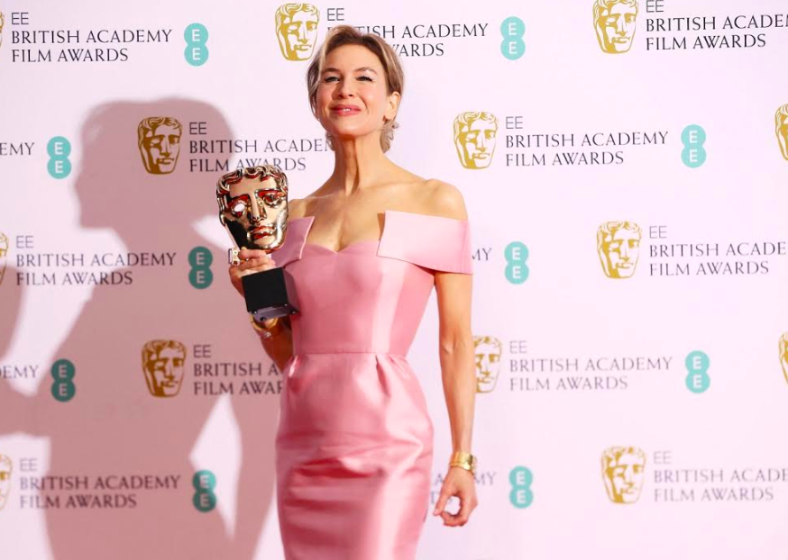 美國女星芮妮齊薇格奪下最佳女主角大獎(圖/電影公司)
