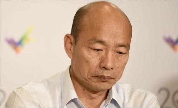 Han Kuo-yu. (Wecare高雄 Facebook photo)