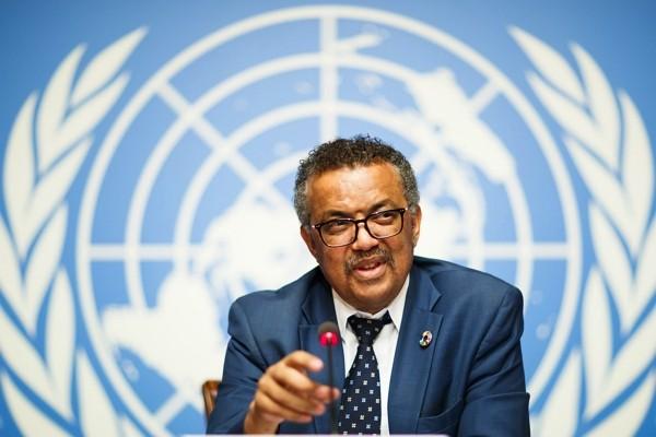 WHO Director GeneralTedros Adhanom Ghebreyesus. (Facebook photo)