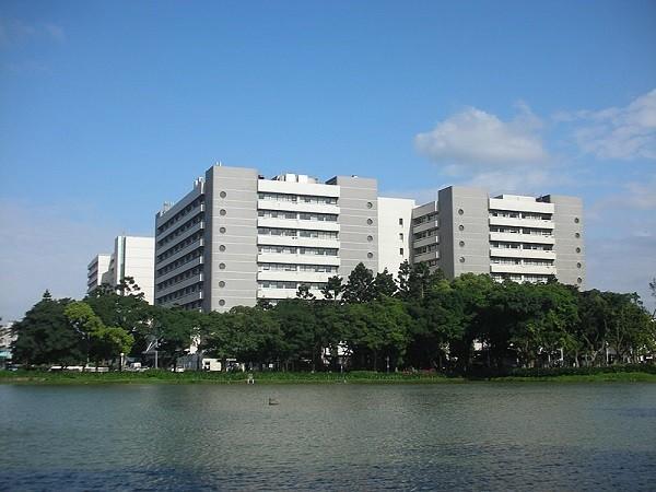 Linkou Chang Gung Memorial Hospital in Taoyuan.