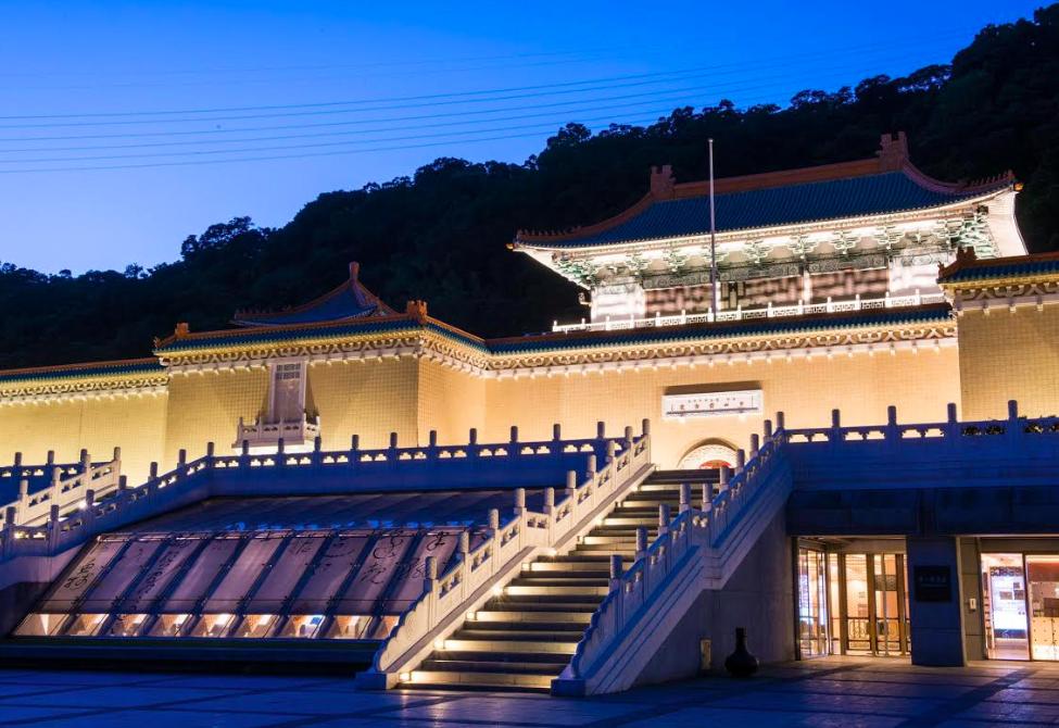 國立故宮博物館調整開館時間(圖/故宮)