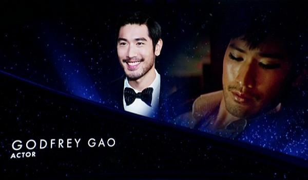 Godfrey Gao remembered at 2020 Oscars ceremony. (Youtube screenshot)