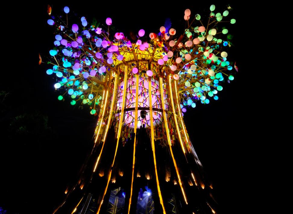 金曲樂團操刀台灣燈會主題曲 挺過低潮《光之樹》下發光發熱