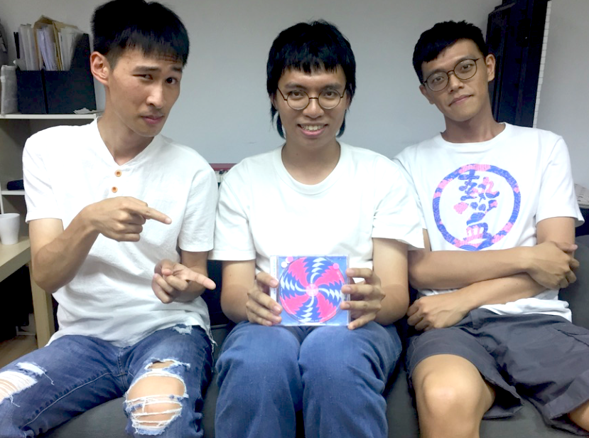 椅子樂團以《樂芙莉聖代》奪下金曲獎,更受邀於今年台灣燈會亮相演出(圖/台灣英文新聞Lyla Liu)