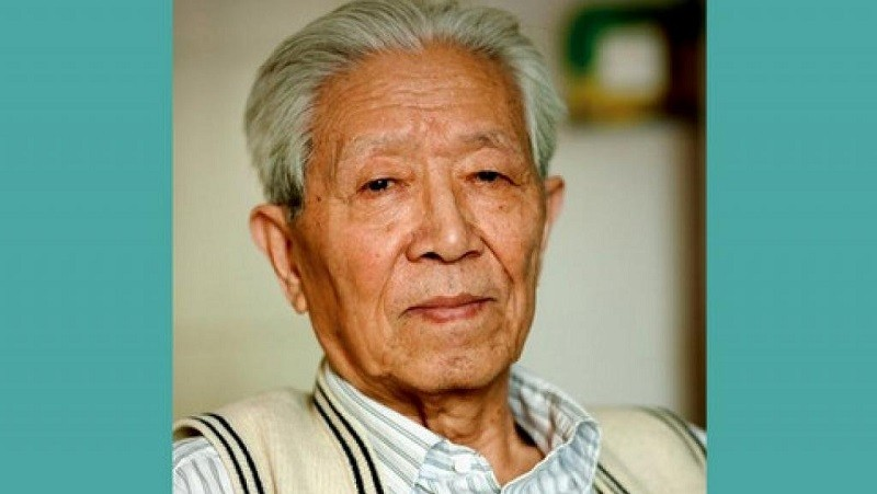 Retired PLA doctor Jiang Yanyong. (Internet photo)