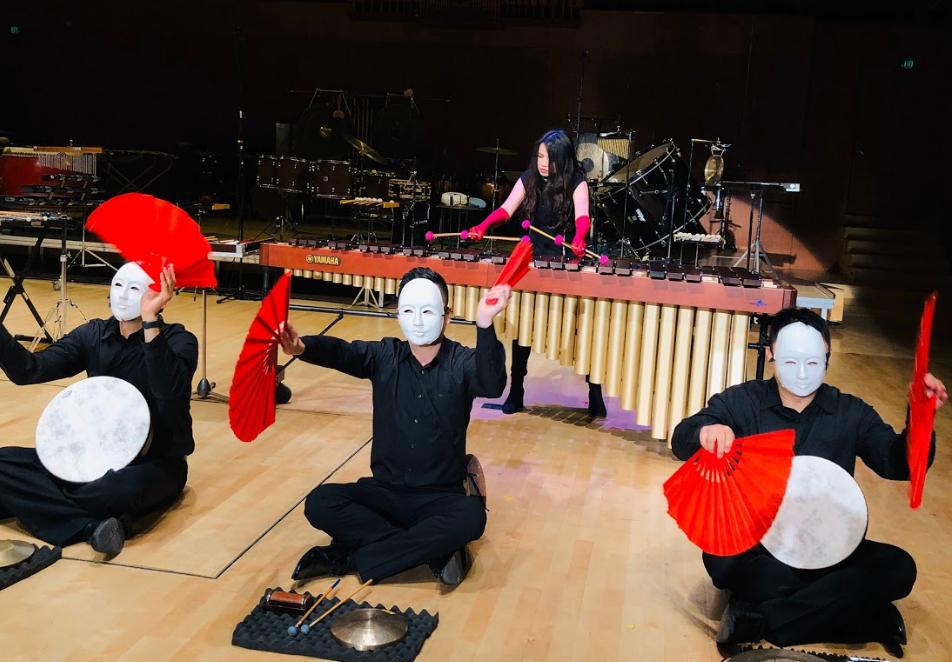 朱宗慶打擊樂團於「擊樂脈動藝術節」演出獲好評(圖:朱宗慶打擊樂團)