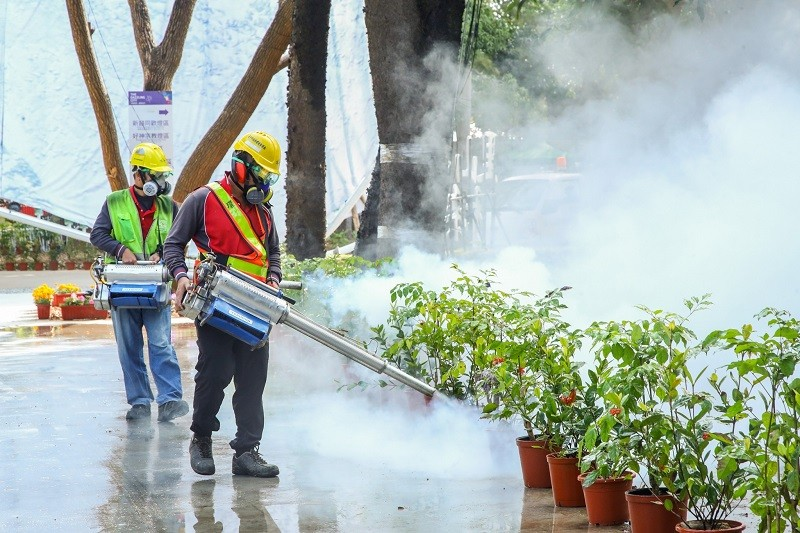 (TaichungEnvironmental Protection Bureau photo)