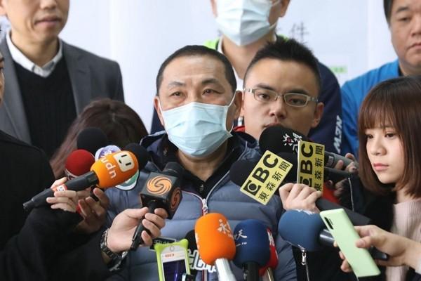 Hou Yu-ih says breaking quarantine rule on purpose will result in time in quarantine zone.