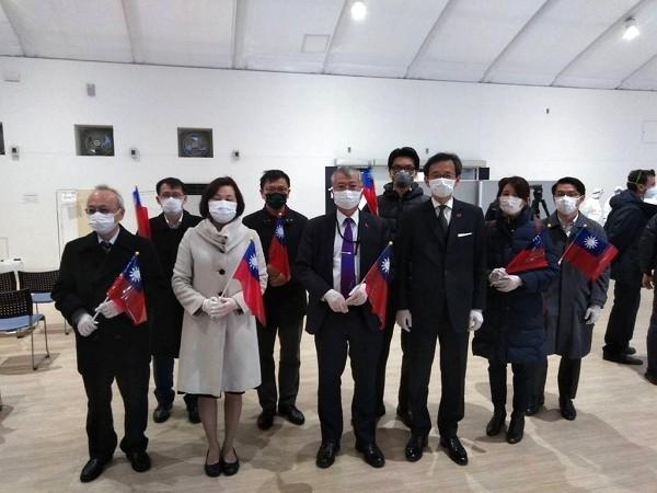 5 Taiwanese let off quarantined Diamond Princess cruise ship