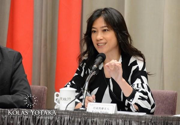 Cabinet spokeswomanKolas Yotaka. (Facebook photo)