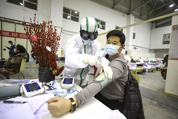 Coronavirus continues to infect people in China.