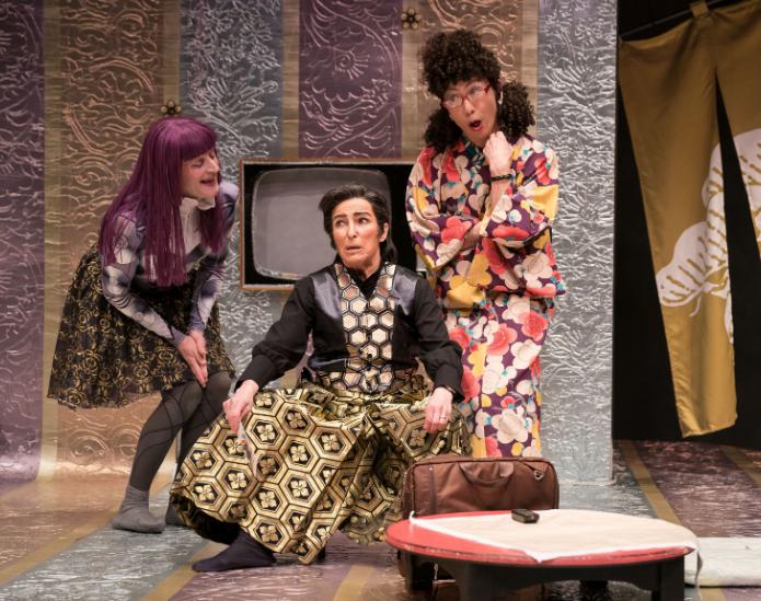 Japan's Hideki Noda presents lively, new tragicomedy in Taipei