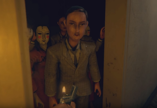 "Gameplay from Taiwanese independent horror title ""Devotion."" (Youtube, CoryxKenshin screen capture)"