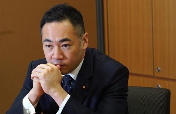 Keisuke Suzuki opposes to donating money to China. (Keisuke Suzuki photo)