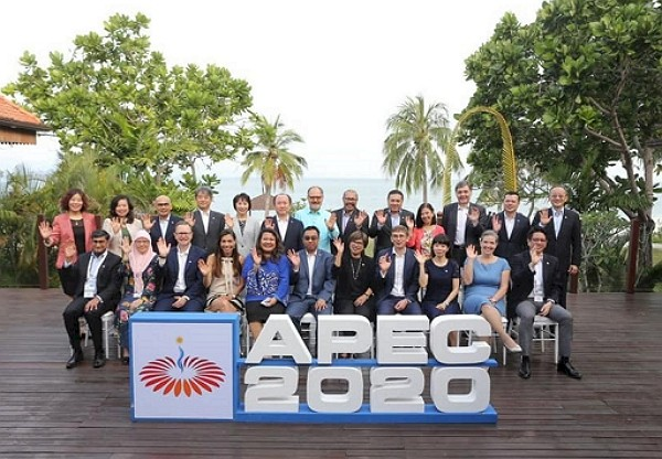 APEC 2020's First Senior Officials' Meeting Feb. 20-22. (Facebook, APEC photo)