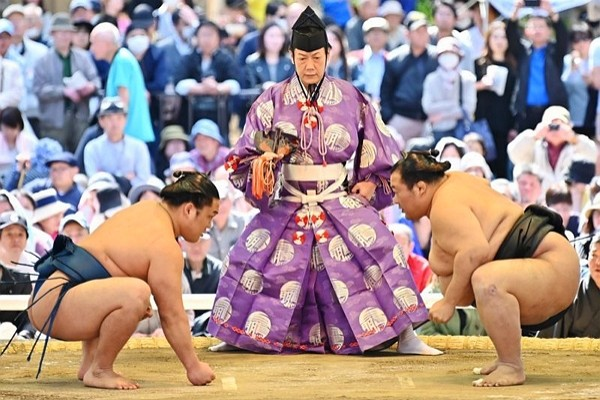 Japan's sumo tournament to be held behind closed doors for first time. (Pixabay photo)