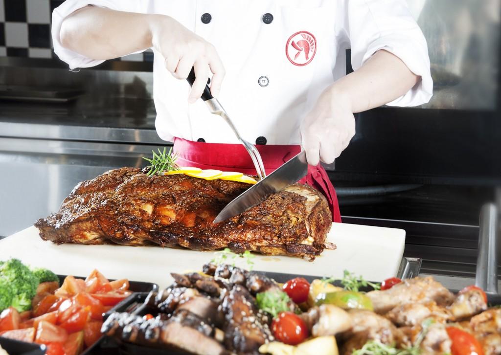 凱撒飯店連鎖全面抗『疫』 聯合推出買房送餐