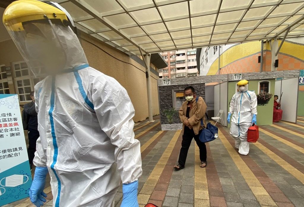103 quarantined in Taiwan after Australian musician diagnosed with coronavirus