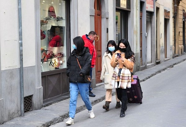 Taiwanese in Italy affected by lockdown.