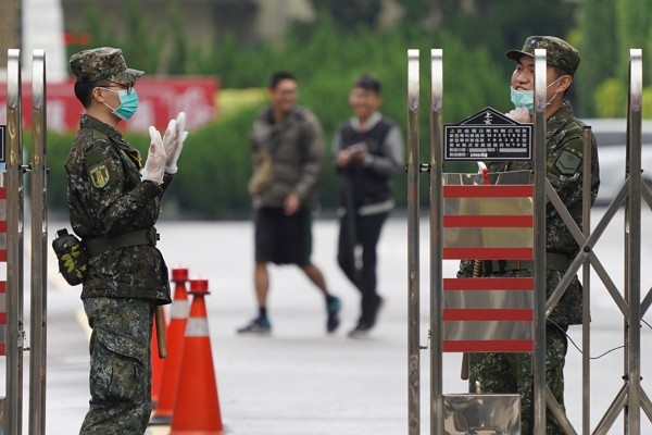 MND issues travel ban for all military personnel in Taiwan.