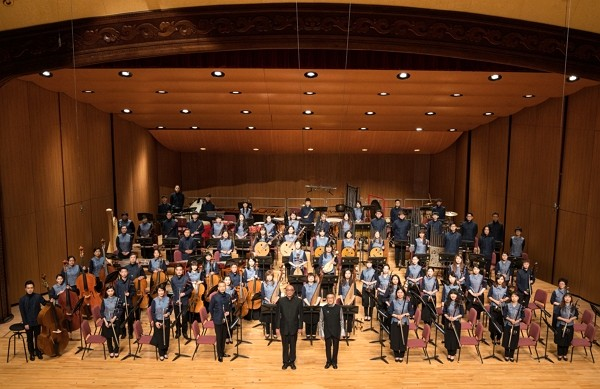 Taipei Chinese Orchestra to hold online concert March 21. (TCO photo)