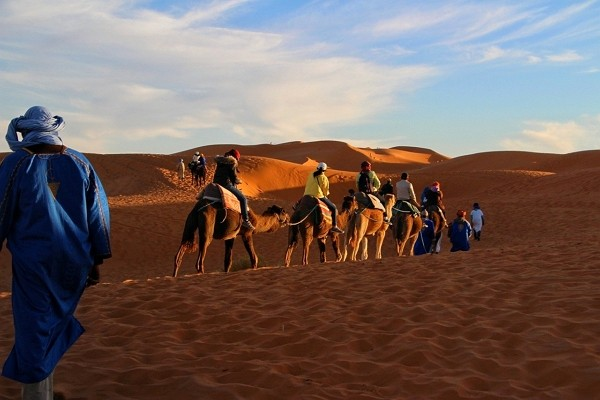 Taiwanese tourists trapped in Morocco due to unexpected border closure. (Pixabay, JimboChan photo)