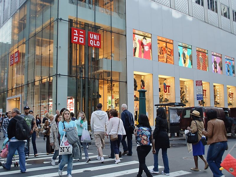 Uniqlo closes all stores in U.S. amidst current pandemic. (Pixabay photo)