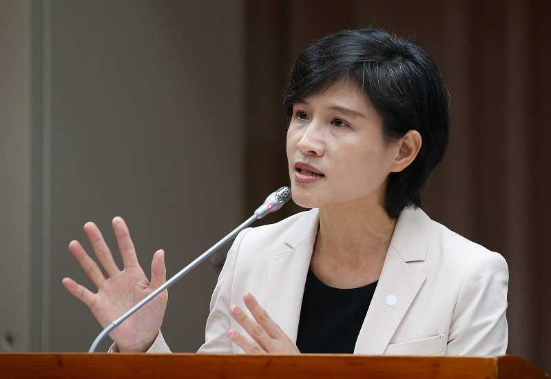 Minister of Culture Cheng Li-chiun