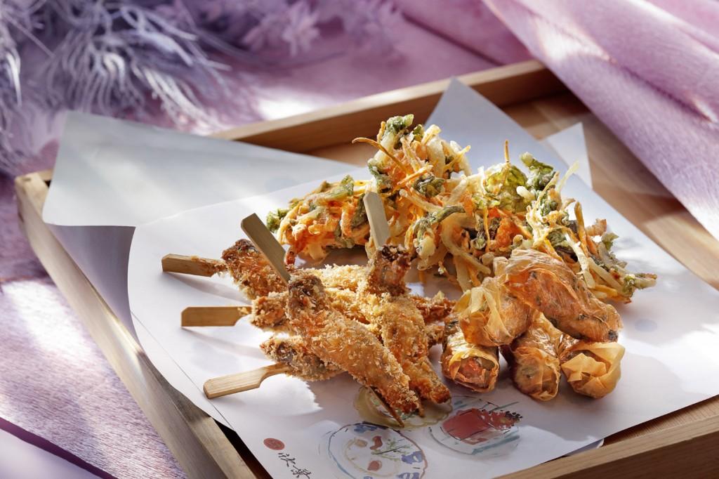 欣葉日本料理春季36道新品上市 認識欣葉員工享4人同行1人免費
