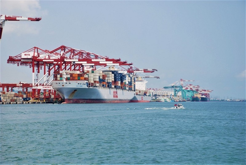 (Facebook, Port of Kaohsiung photo)