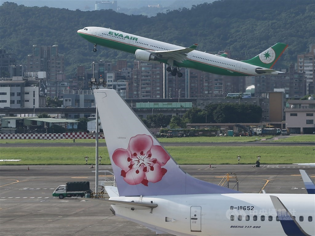 CAL and EVA Air announced new measures to counter the coronavirus Saturday March 21