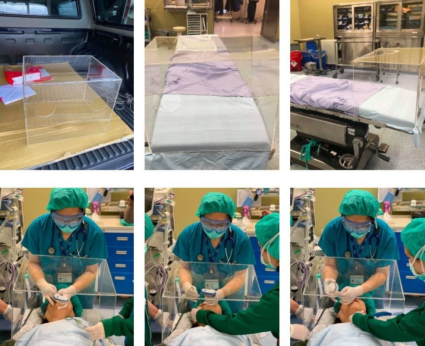 Taiwanese doctor invents device to protect US doctors against coronavirus