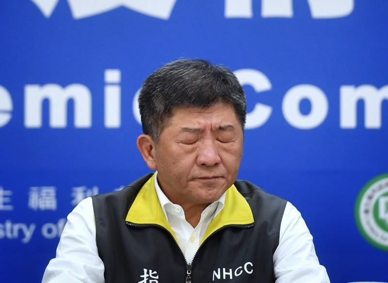 CECC headChen Shih-chung