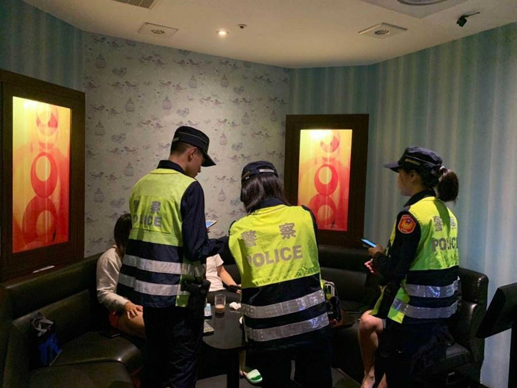 Police have stepped up their search for quarantine evaders