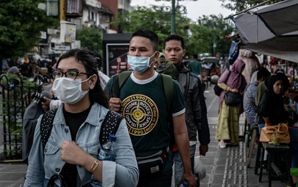 Number of COVID-19 infections in Indonesia continues to climb.