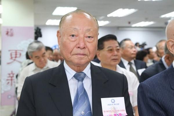 Former Deputy Defense Minister Wang Wen-hsieh. (Facebook photo)