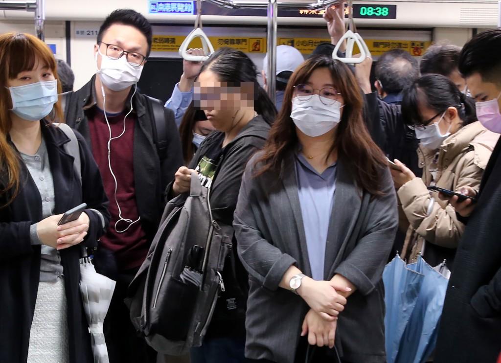 MRT passengers onApril 1.