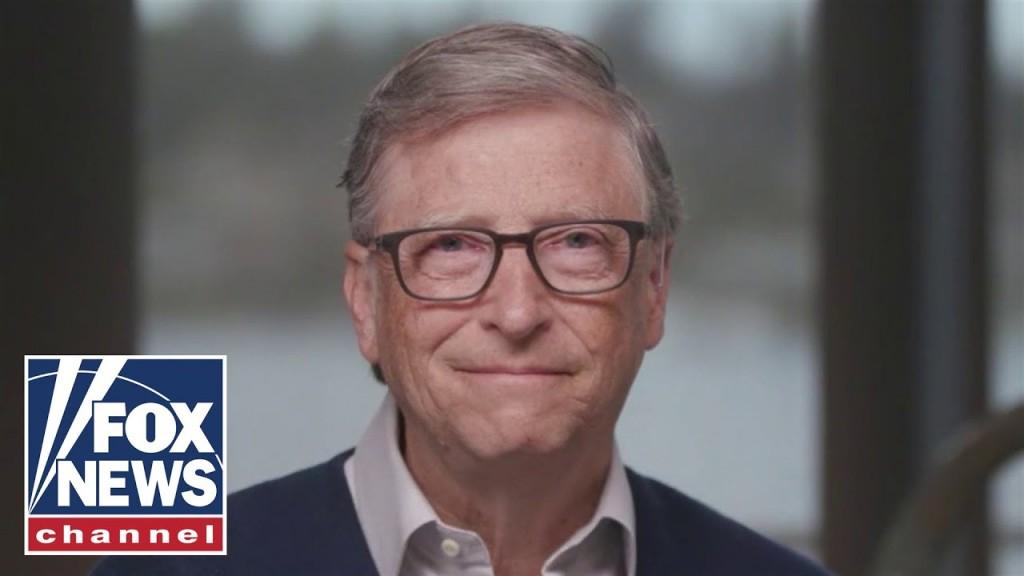 Bill Gates. (YouTube, Fox News screenshot)