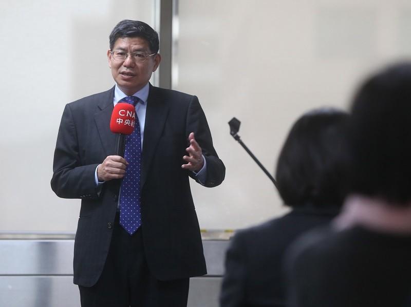 National Taiwan University College of Public Health dean Chan Chang-chuan