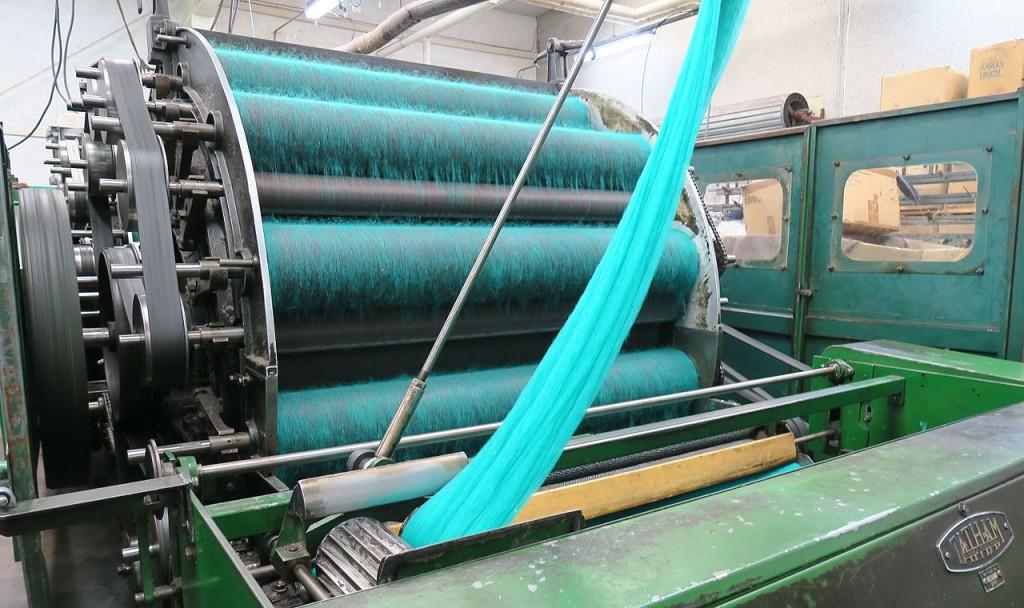 Clothing machinery