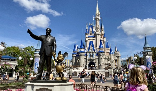 Disney World to Furlough 43,000 Employees After COVID-19 Shutdown