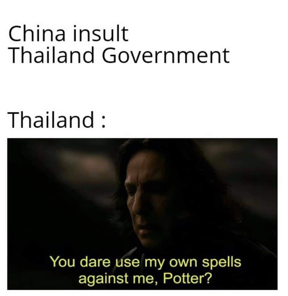Thais use humor to defeat Chinese in Twitter war