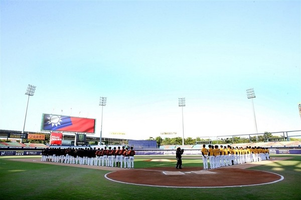 Taiwan's baseball games to be broadcast in English. (CPBL photo)